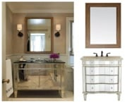 mirrored bathroom cabinet image 3
