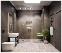 Beau Modern Style Bathroom