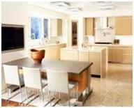modern style kitchens image
