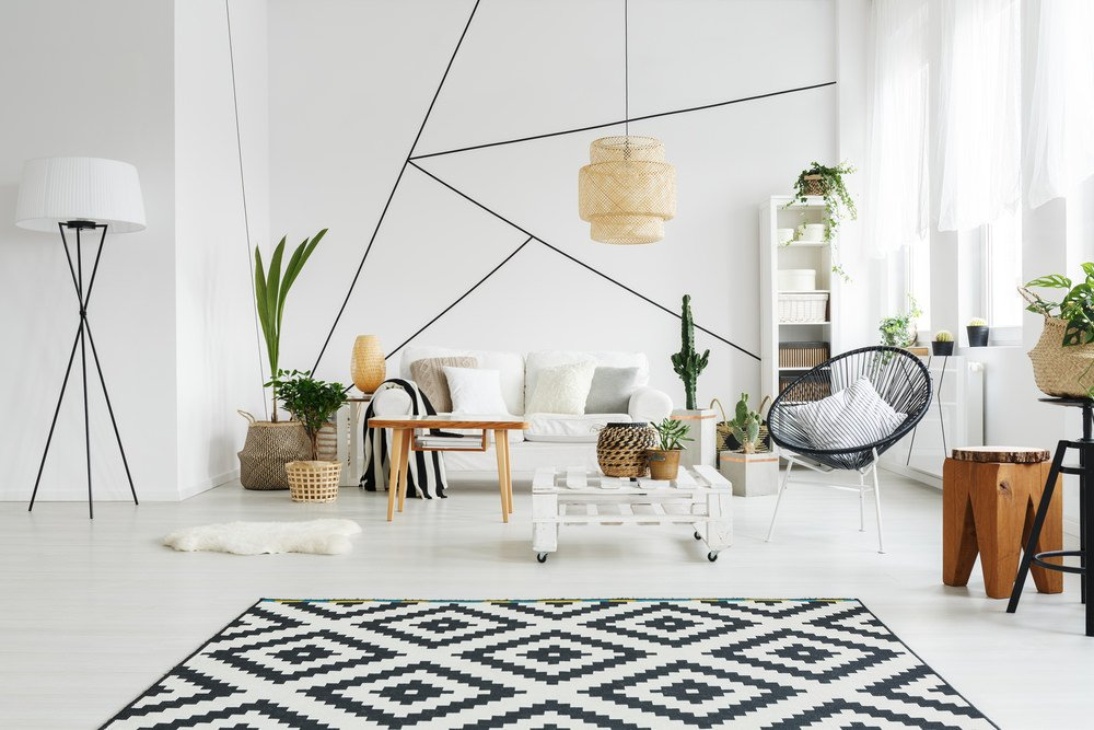 7 simple tips for creating a minimalist nordic interior for Creating a minimalist home