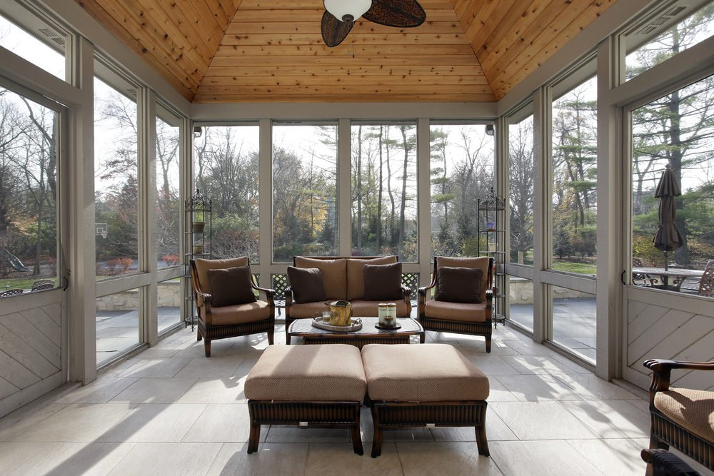 95 Sunroom Ideas Big Small Budget Friendly And More