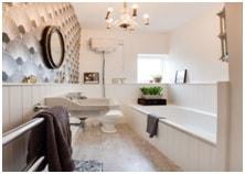small bathroom image