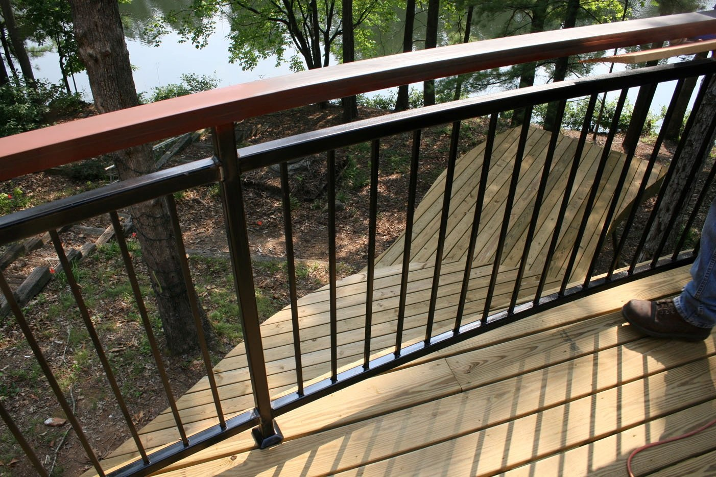 Steel Railing Image