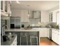 transitional style kitchens image