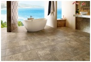 travertine floor image