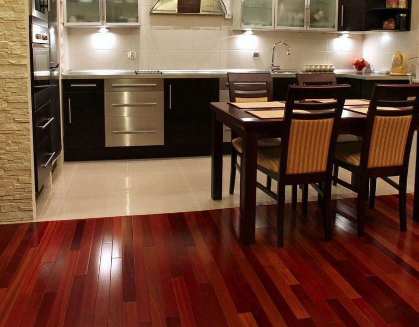 Photo Of Cherry Hardwood Flooring