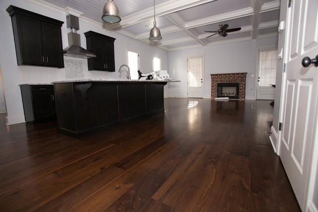 Example Of Walnut Flooring