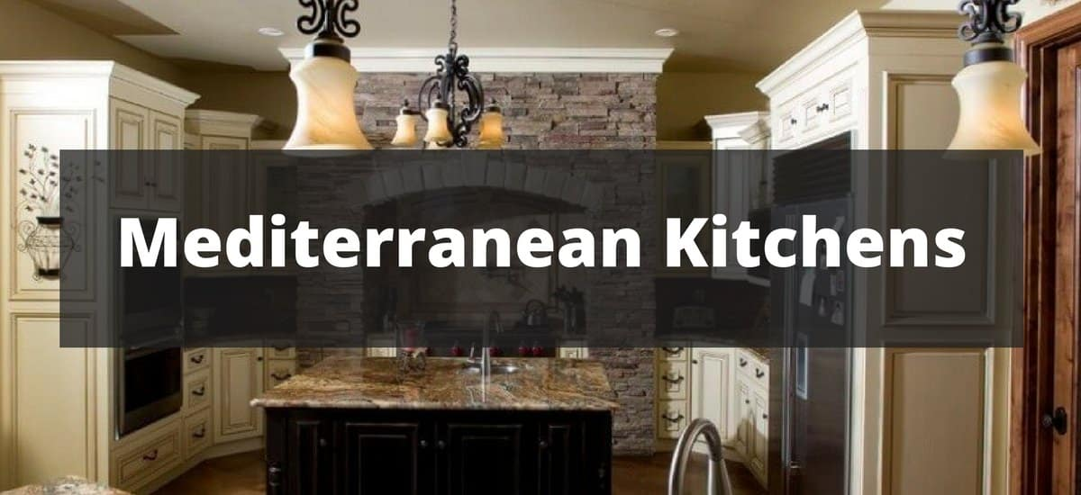 50 Mediterranean Style Kitchen Ideas for 2018