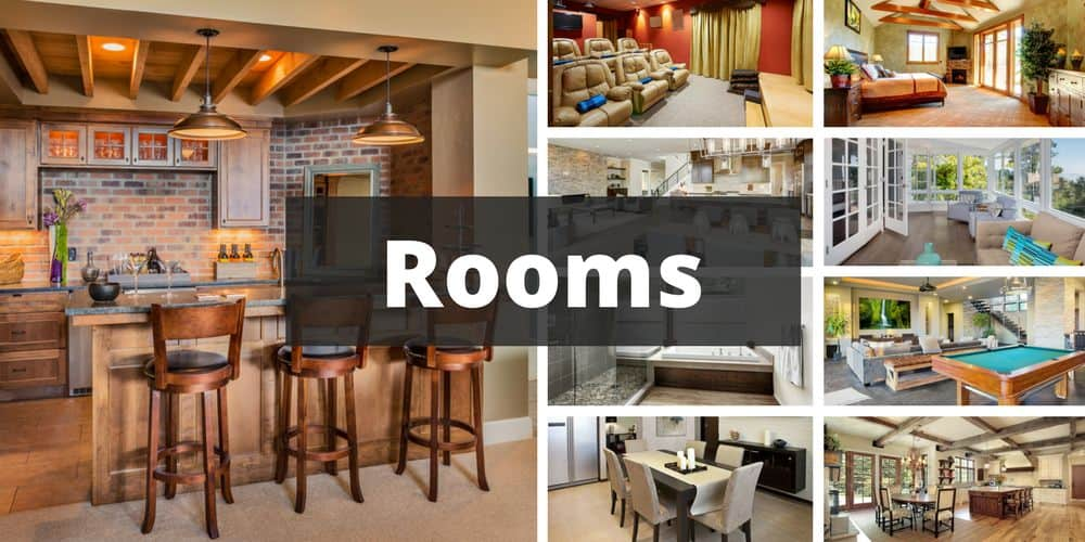Interior Design Ideas For Each Room Of The Home.