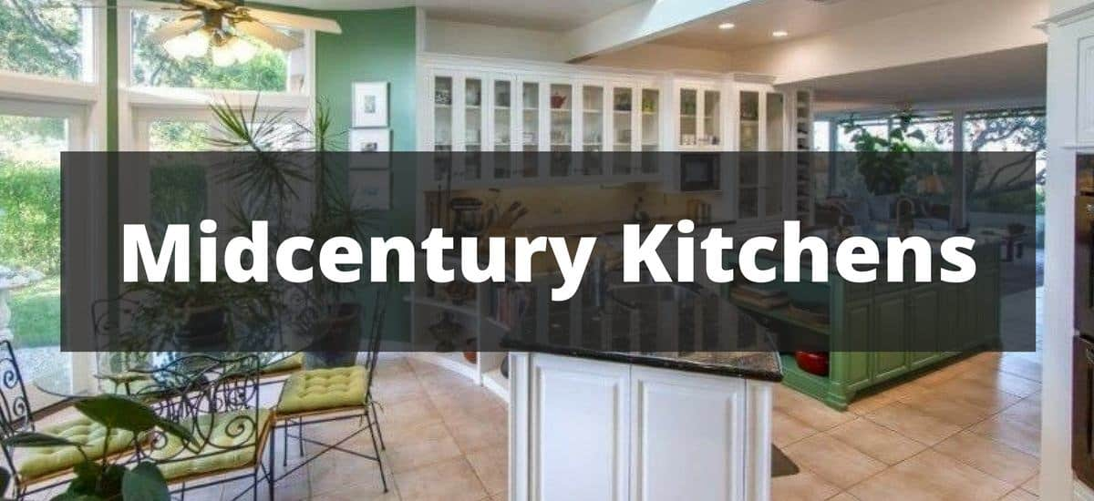 Welcome To Our Midcentury Kitchen Design Gallery.