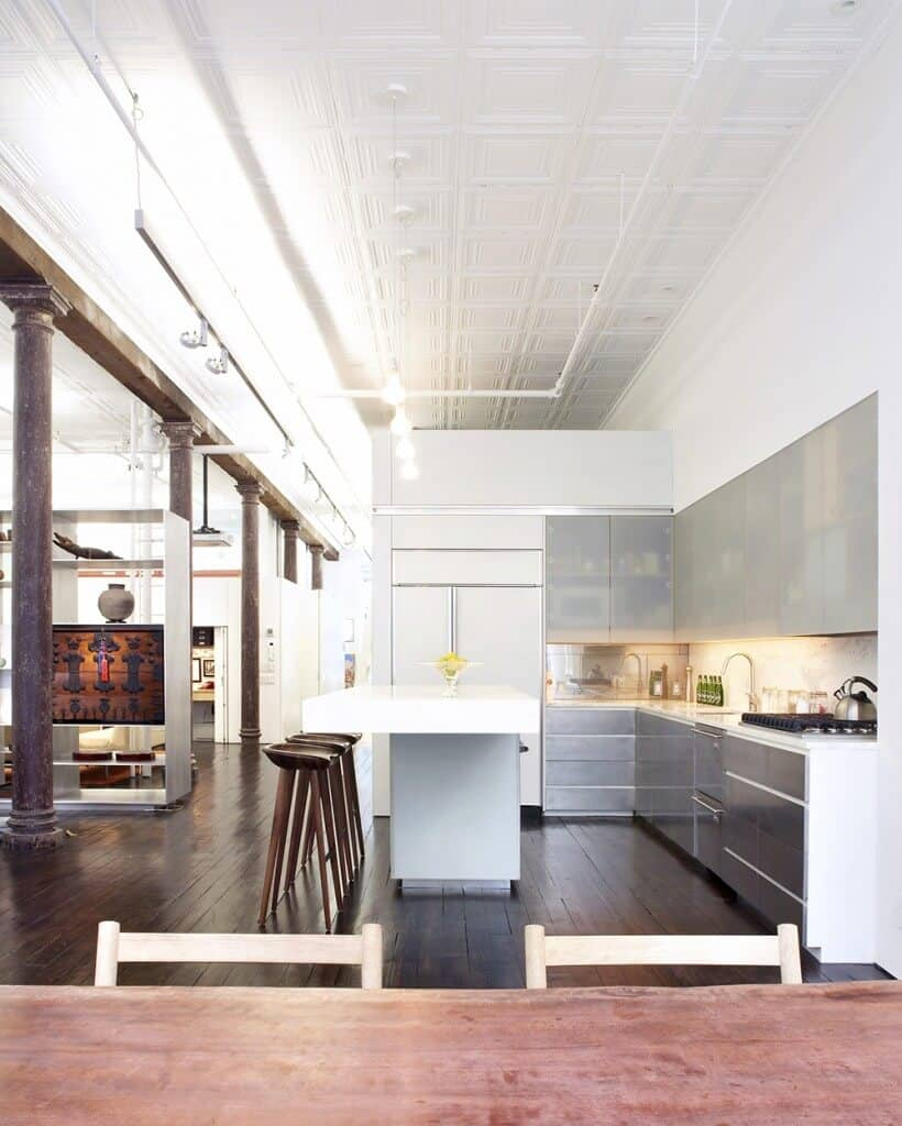 30 Cool Industrial Design Kitchens: 40 Industrial Kitchen Ideas For 2019