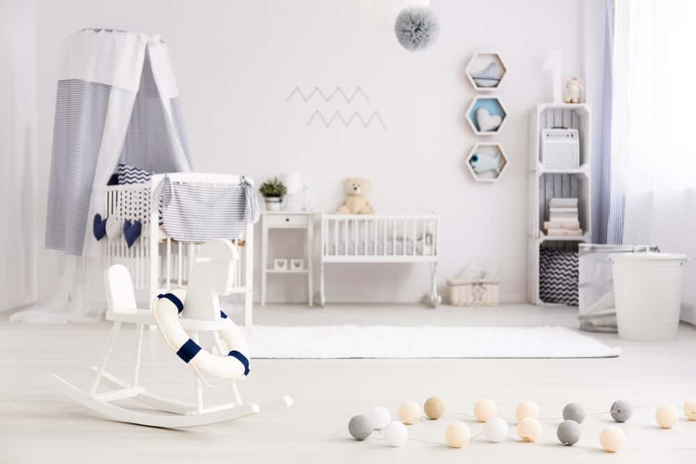 45 Gender Neutral Baby Nursery Ideas for 2018