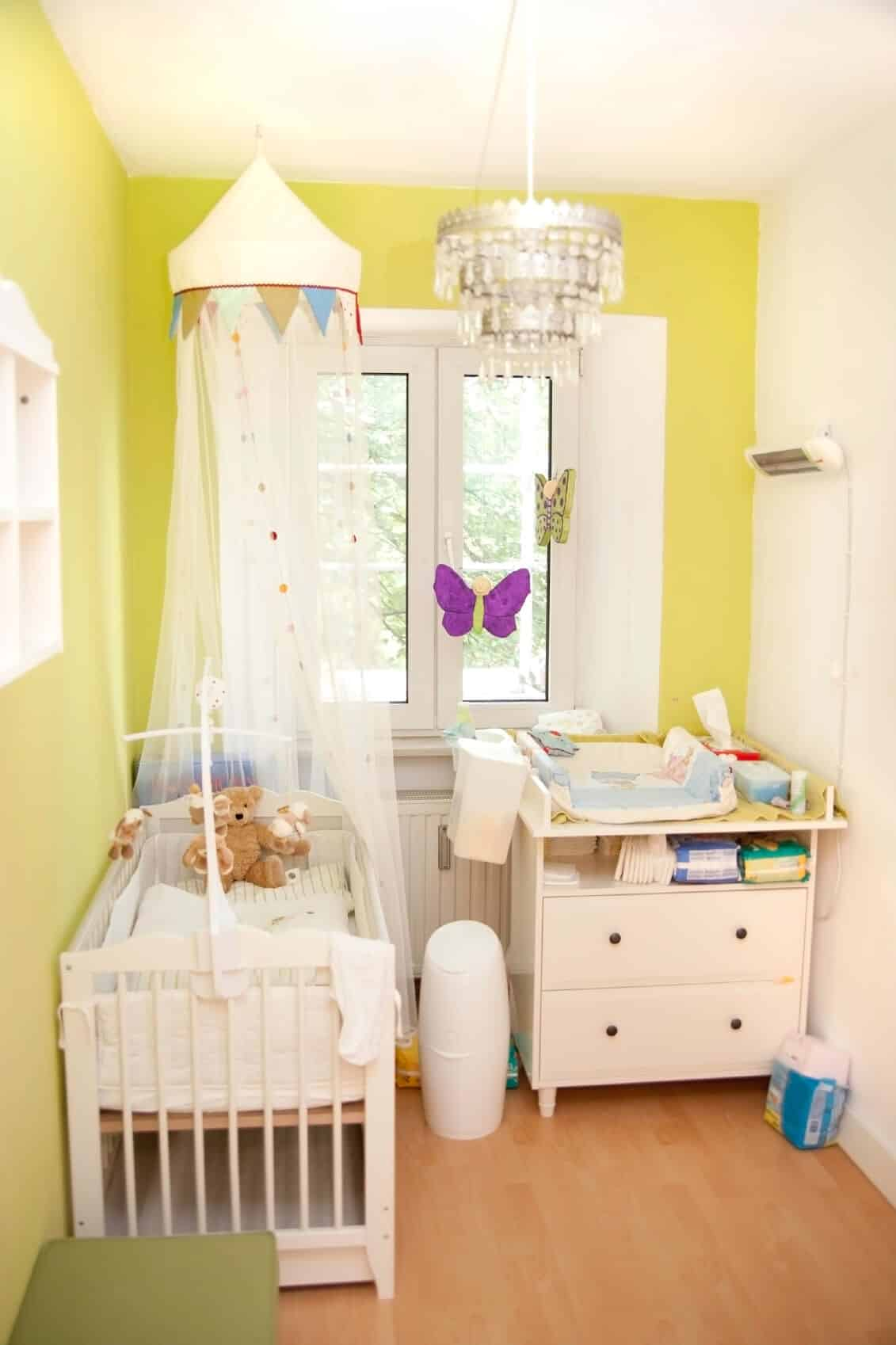 Best 25 Babies Rooms Ideas On Pinterest: 25 Baby Girl Nursery Ideas For 2018