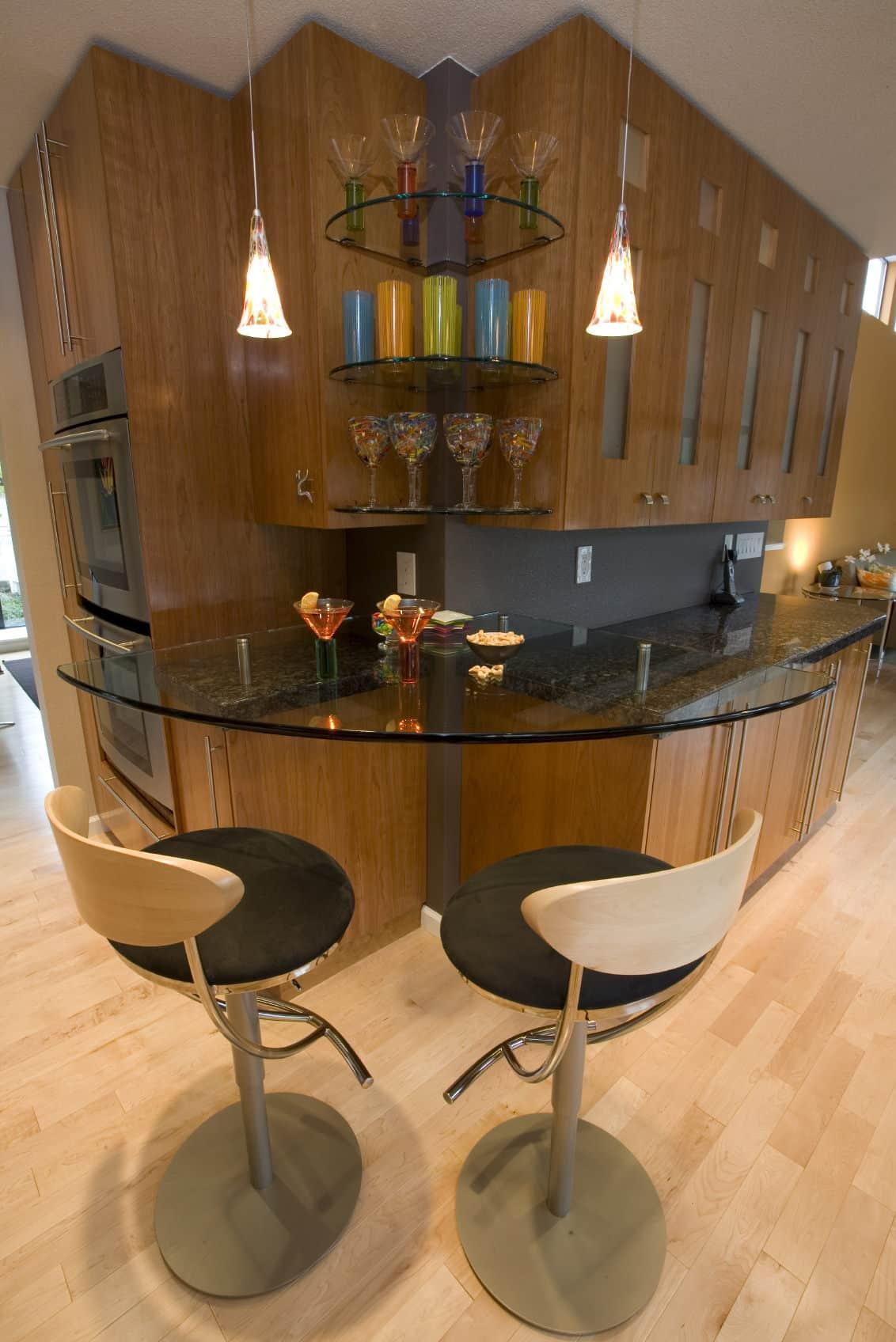 80 Incredible Home Bar Design Ideas (Photos)