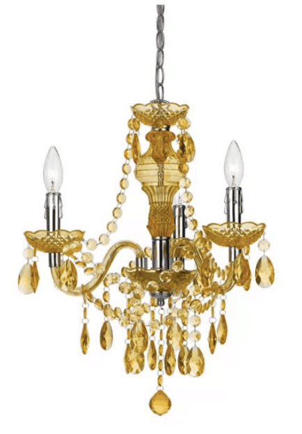 Creeves 3-Light Mini Chandelier