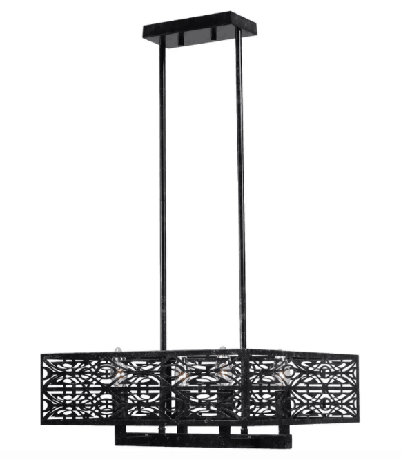 Anika 4-Light Mini Chandelier