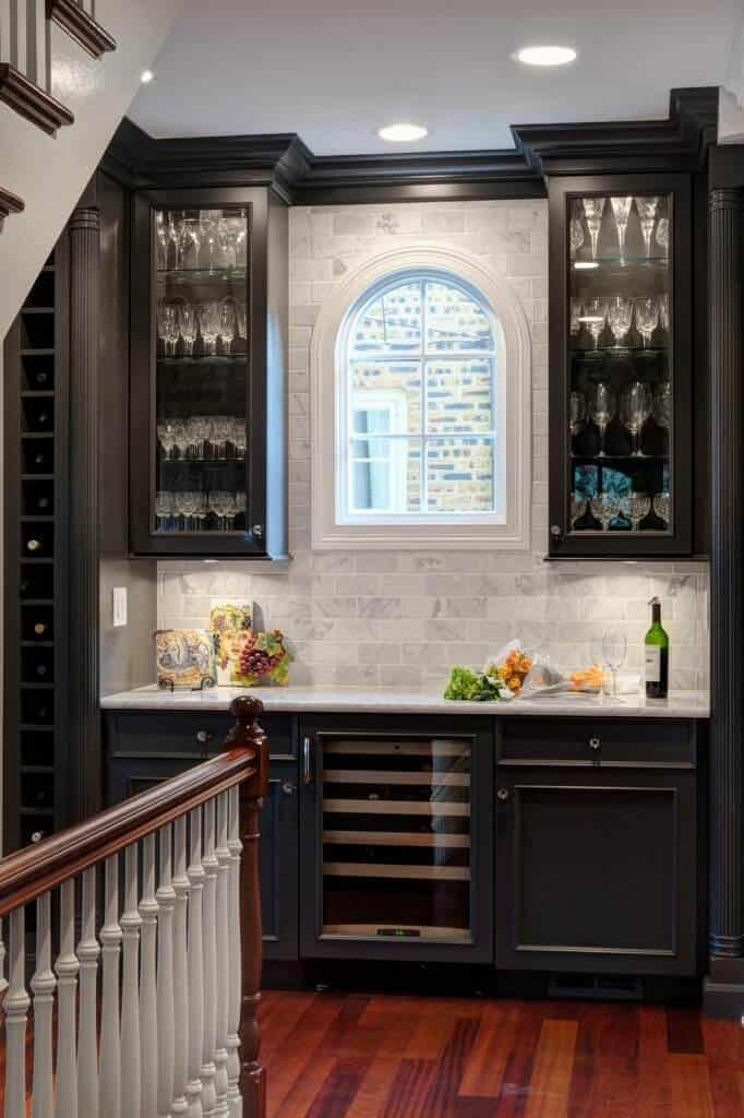 Incredible Home Bar Design Ideas For