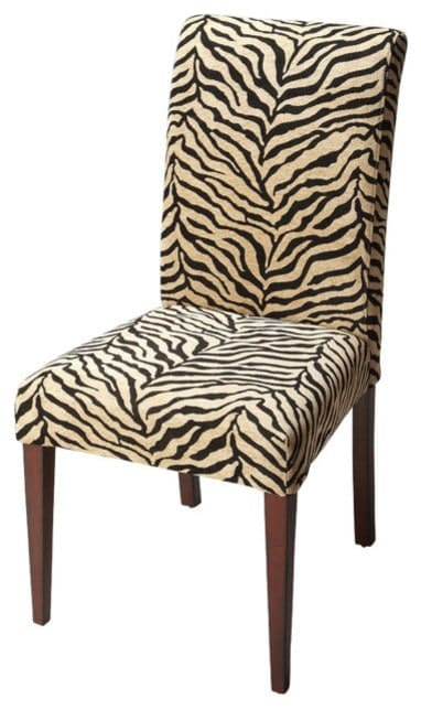 10 Zebra Print Accent Chair Designs That Adds A Touch Of