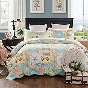 Beach/Coastal style primary bedroom
