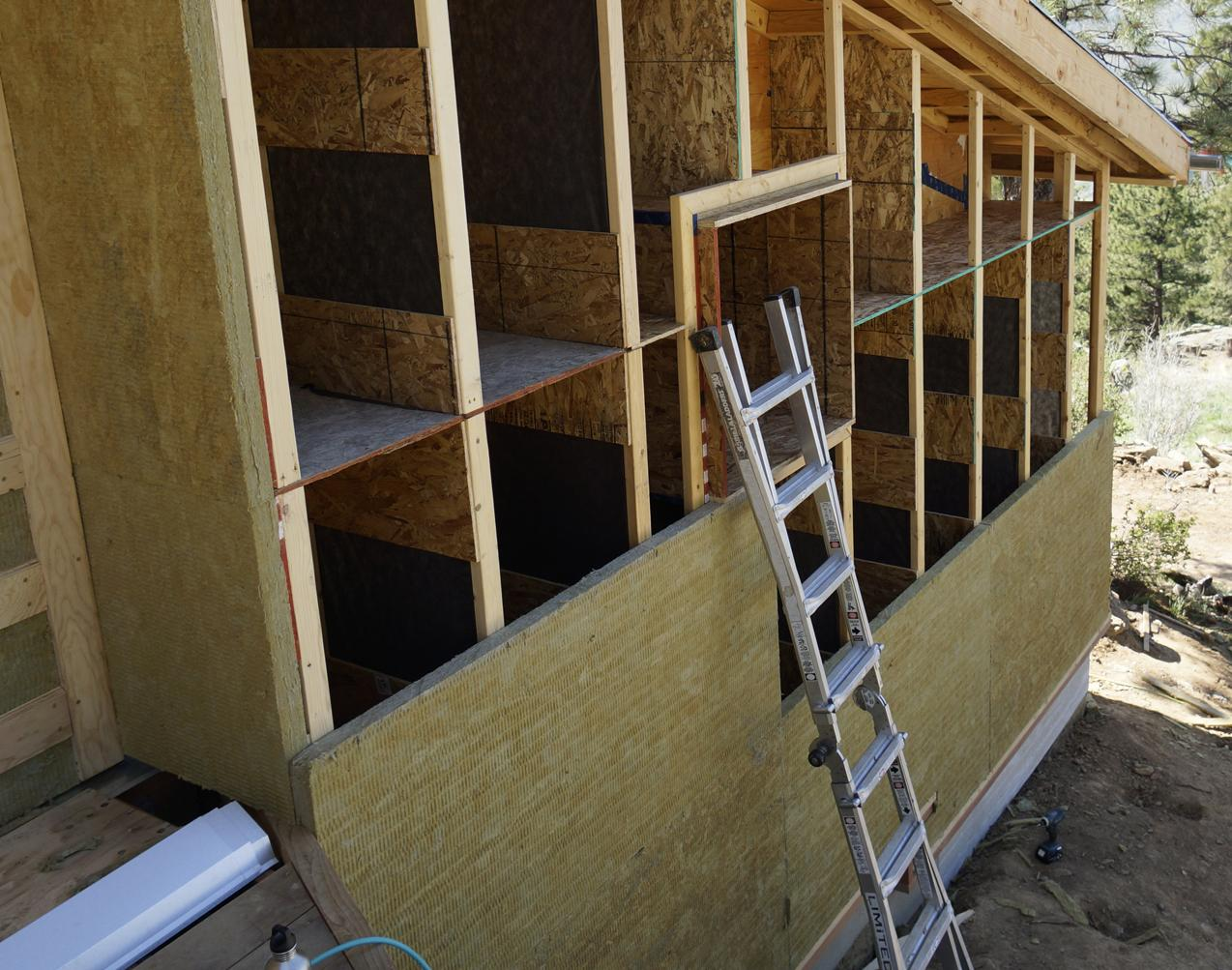 Mineral Wood Insulation