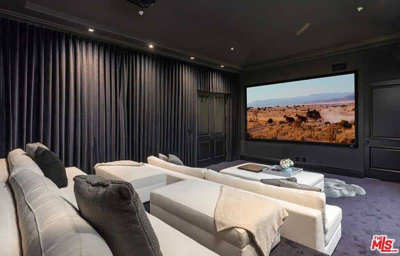 home theater and media room design ideas. Interior Design Ideas. Home Design Ideas