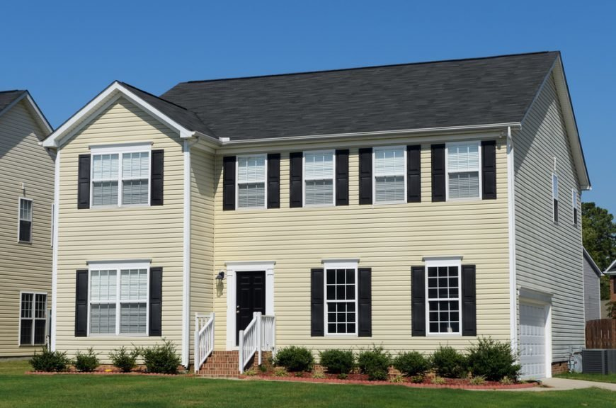 16 different types of house siding with photo examples for House siding choices