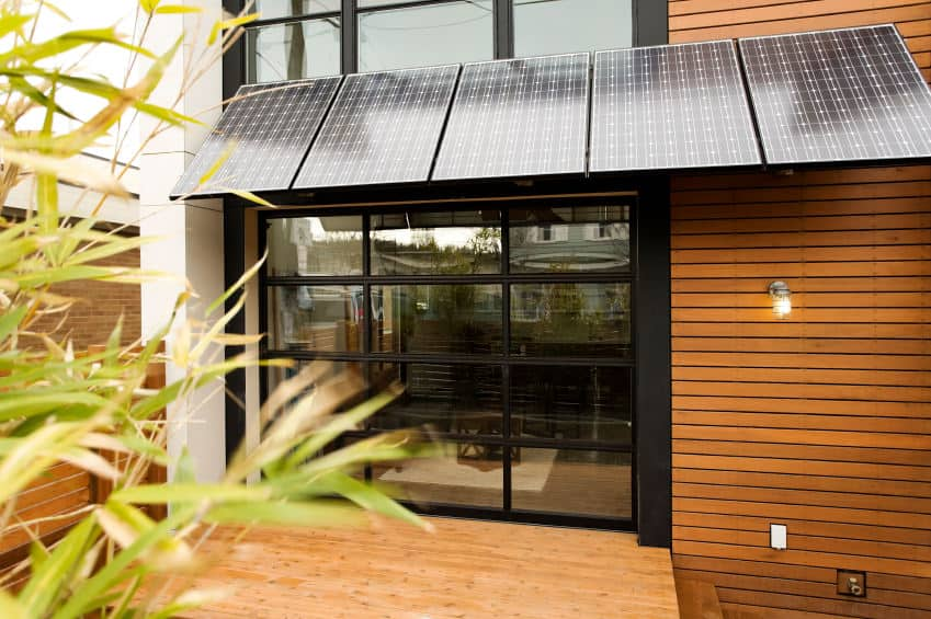 House with wood horizontal boarding