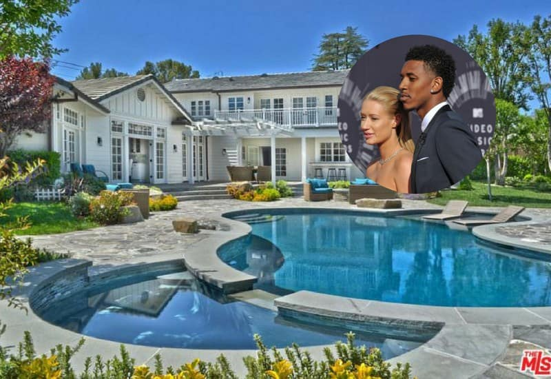 Iggy Azalea and Nick Young sells their home.