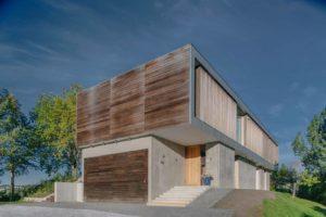 360 Degree Views at Villa Vatnan by Nordic Office of Architecture