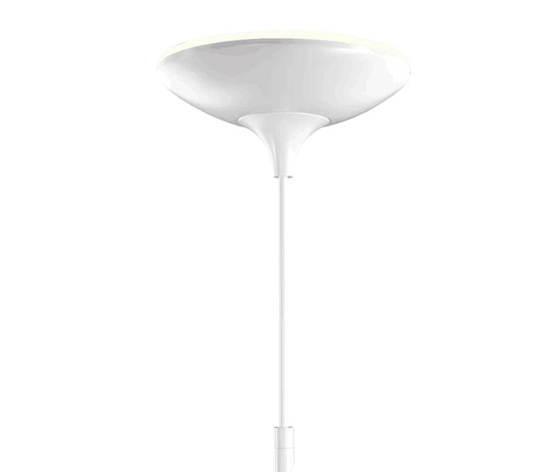 Scandinavian style floor lamp