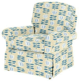 Cottage/Country Accent Chair