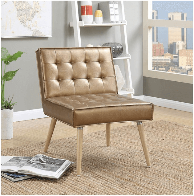 Glam Accent Chair