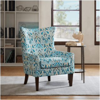 Bohemian Accent Chair