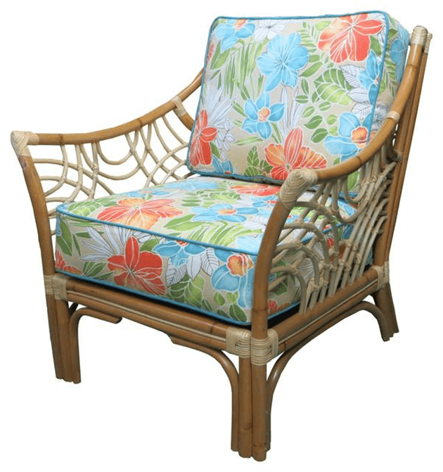 Tropical Accent Chair