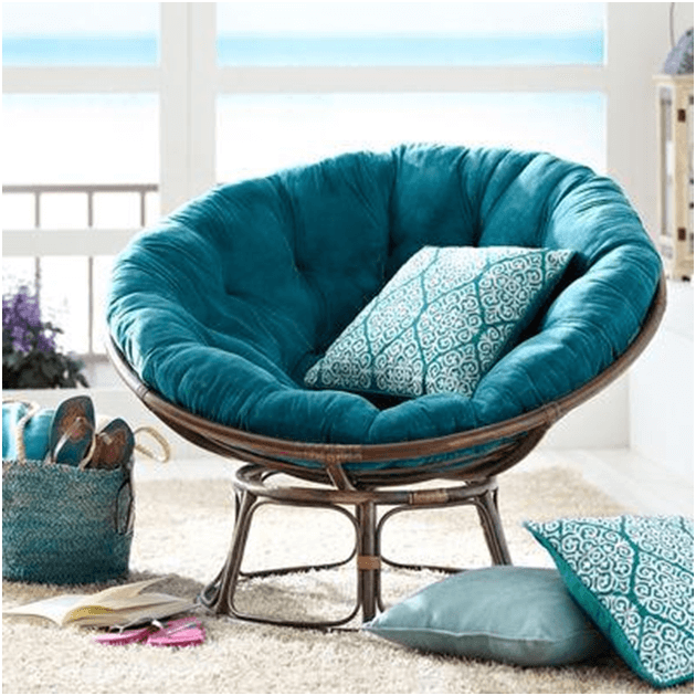 Papasan Chair