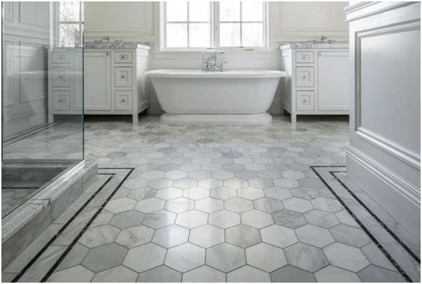 15 Bathroom Flooring Options Pros And