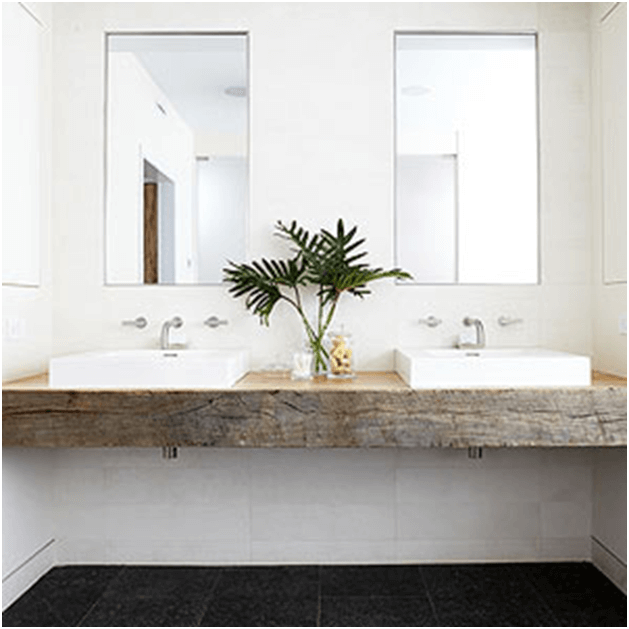 Rectangle Bathroom Mirrors