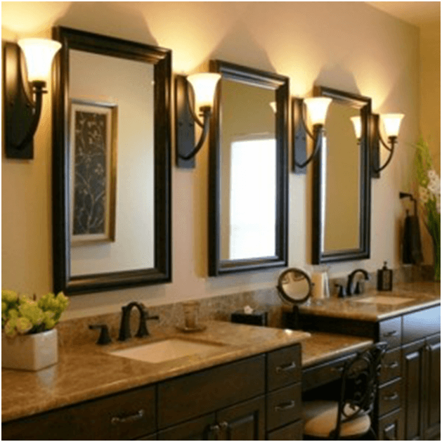 14 different types of bathroom mirrors extensive buying for Types of mirrors around the house
