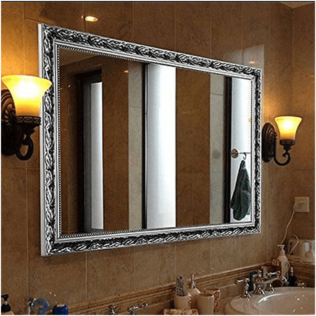 14 different types of bathroom mirrors extensive buying for Types of bathroom mirrors