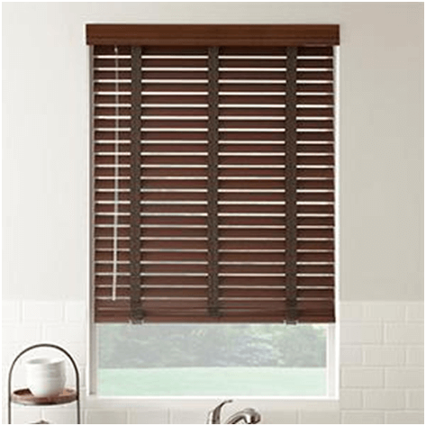 Since Wood Is A Natural Material That Can Expand And Contract Over Time Blinds Are Susceptible To Warping Splitting Ing Or Breaking