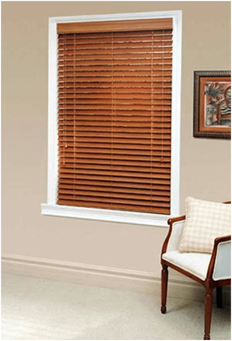 different blinds types for of