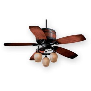Rustic Style Ceiling Fan