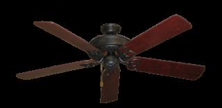 Victorian style ceiling fan