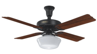 Schoolhouse Lights Ceiling Fan