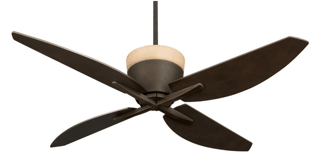 Ceiling Fan with Uplight Lights