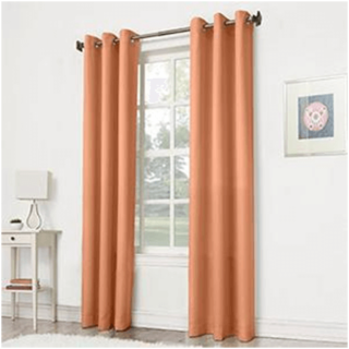 casual curtain