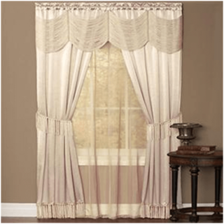 window treatment set