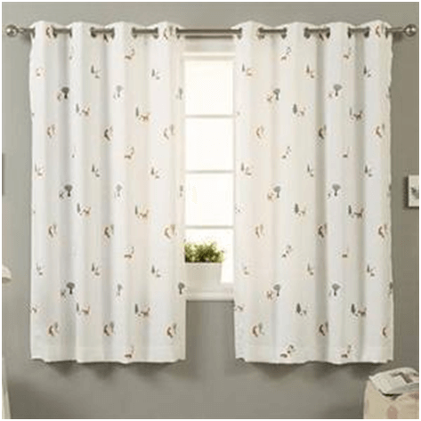 opaque curtain