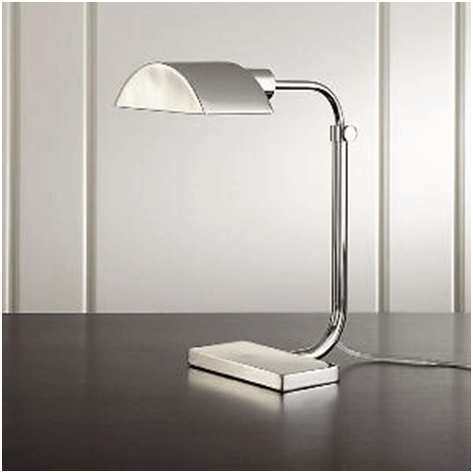 Contemporary style desk lamp