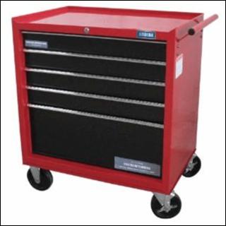Base rolling tool storage box